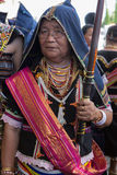 Kadazan dusun traditional costume Stock Photography
