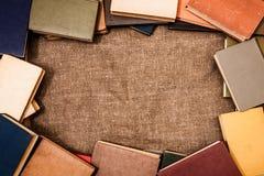 Kader van boeken Royalty-vrije Stock Afbeelding