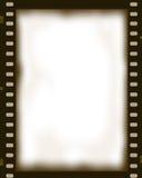 Kader van de film het Negatieve Foto Royalty-vrije Stock Afbeelding