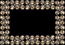 Kader van juwelen Stock Fotografie