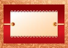Kader voor een foto of uitnodigingen vector illustratie