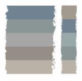 Kader voor tekst, grijs, knopen, verf Stock Foto's