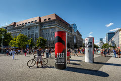 KaDeWe Shopping Mall in Berlin, Germany Stock Photography