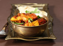 Kadhai Paneer Stock Photography