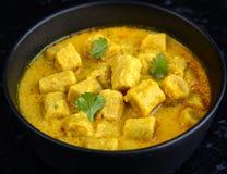 Kadhi di ki del curry-Gatte dell'India fotografie stock