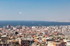 Kadifekale, Izmir, Turkije Royalty-vrije Stock Foto