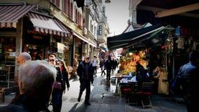 Kadikoy bazaar Royalty Free Stock Photography