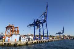 Kadikoy dock, Istanbul Royalty Free Stock Photo