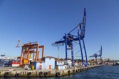 Kadikoy dock, Istanbul Stock Image