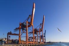 Kadikoy dock, Istanbul Stock Images