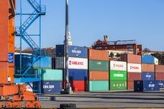 Kadikoy dock, Istanbul Royalty Free Stock Image