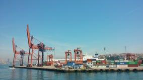 Kadikoy Haydarpasa Dock Royalty Free Stock Photos