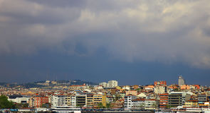 Kadikoy, Istanbul. Royalty Free Stock Photos