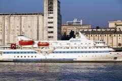 Kadikoy skeppsdocka, Istanbul Royaltyfria Foton