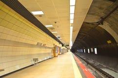 Istanbul Hastane Adliye metro station stock photos