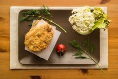 Kadinbudu Kofte/comida tradicional turca Foto de archivo libre de regalías