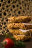 Kadinbudu Kofte/comida tradicional turca Imagenes de archivo