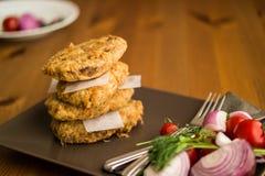Kadinbudu Kofte/comida tradicional turca Fotos de archivo
