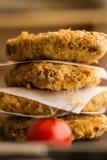 Kadinbudu Kofte/türkisches traditionelles Lebensmittel lizenzfreie stockfotos