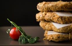 Kadinbudu Kofte/türkisches traditionelles Lebensmittel lizenzfreies stockbild