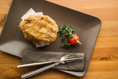 Kadinbudu Kofte/türkisches traditionelles Lebensmittel stockbild