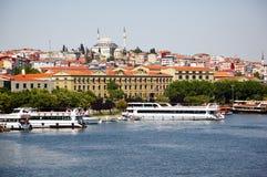 Kadir имеет университет и мечеть Selim султана Yavus, Стамбул Стоковые Фото