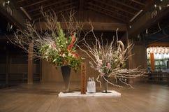 Kadomatsu - japanese new year decoration Royalty Free Stock Photo