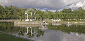 kadriorg πάρκο Ταλίν Στοκ εικόνες με δικαίωμα ελεύθερης χρήσης