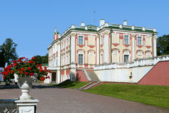The Kadriorg  Art Museum. Royalty Free Stock Photography