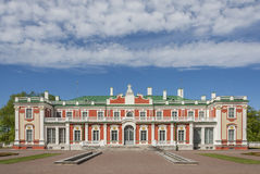 Kadriorg Art Museum Royalty Free Stock Images