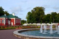 The Kadriorg Art Museum in Tallinn Stock Photography