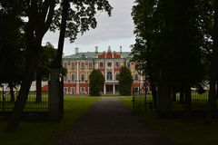 Kadriorg Catherins Palace in Tallinn Estonia. Stock Photos