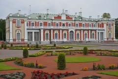 Kadriorg Catherins Palace in Tallinn Estonia. Stock Images