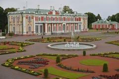 Kadriorg Catherins Palace in Tallinn Estonia. Royalty Free Stock Photography