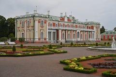 Kadriorg Catherins Palace in Tallinn Estonia. Stock Photography