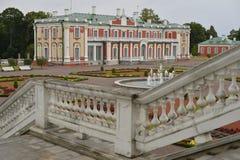 Kadriorg Catherins Palace in Tallinn Estonia. Royalty Free Stock Image
