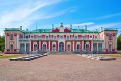 kadriorg pałac Obraz Royalty Free