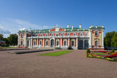 Kadriorg pałac Fotografia Royalty Free