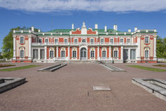 Kadriorg Palace Royalty Free Stock Images