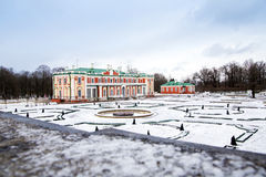 Kadriorg Palace and Art Museum In Tallinn Royalty Free Stock Photos