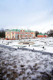 Kadriorg Palace and Art Museum In Tallinn Stock Photo