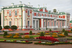 Kadriorg palace in autumn Stock Photos