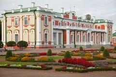 Kadriorg palace in autumn Stock Photos