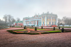 The Kadriorg Palace built by Tsar Peter the Great in Tallinn Stock Photography