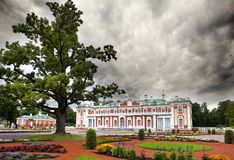 Kadriorg Palace, at Kadriorg Park on September 7, 2015 in Tallinn, Estonia. Royalty Free Stock Photos