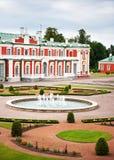Kadriorg palace Royalty Free Stock Images