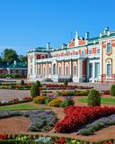 Kadriorg Palace in Tallinn Royalty Free Stock Image