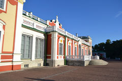 Kadriorg palace Royalty Free Stock Image