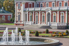 Kadriorg Palace ,Tallinn City,Estonia Stock Photos