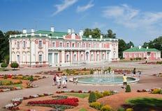 Kadriorg Palace in Tallinn, Estonia Stock Photos